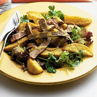 Steak Salad And Chips Recipes