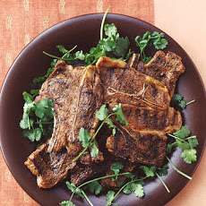 Grilled Lamb Chops with Garam Masala