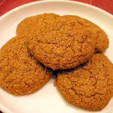 Starbucks Ginger Molasses Cookies