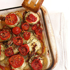 End Of Summer Ratatouille