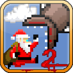 Super Mega Worm Vs Santa 2 1.0.5 Apk