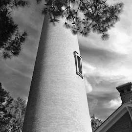 Lighthouse by Doug Gross - Buildings & Architecture Public & Historical