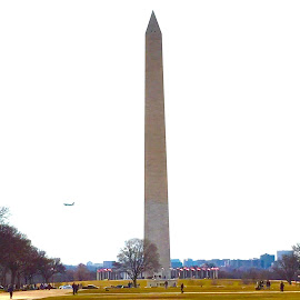 Washington Monument  by Gary Bornstein - Instagram & Mobile Other