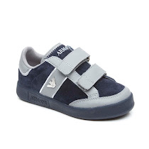 Armani Double Strap Junior Trainer TRAINER
