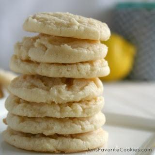 Lemon Cookies Powdered Sugar Recipes