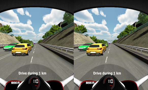 VR Bike apk screenshot