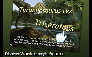 Screenshot of It's Tyrannosaurus Rex!