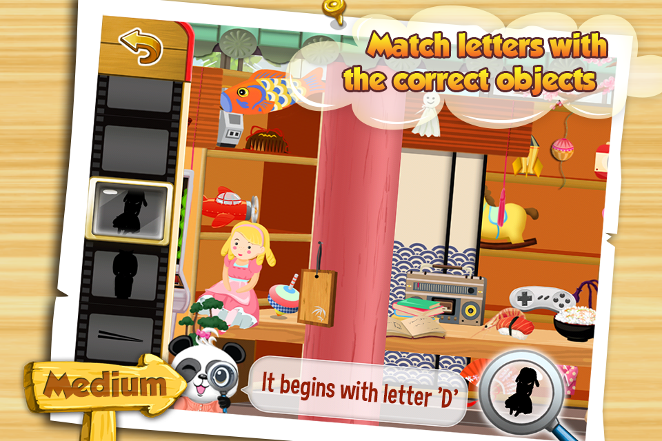 I Spy With Lola: Fun Word Game Screenshot 12