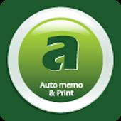APK App Auto Memo && Print for BB, BlackBerry