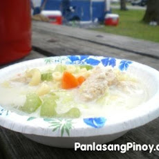 Chicken Sopas