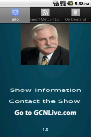 Geoff Metcalf Live