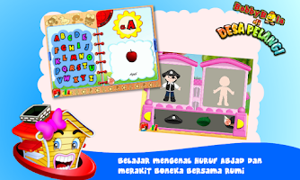 Screenshot of Bobby Bola di Desa Pelangi