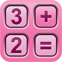 CoolCalc-Pink/GelPink icon