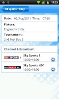 Screenshot of LiveSport.co.uk
