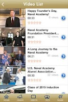 Screenshot of United States Naval Academy