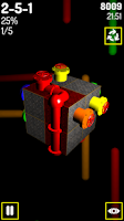 Screenshot of Pipes 3D