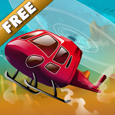 Air Drop Copter: Heli Delivery