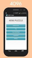Screenshot of 4096 Puzzle:2048x2