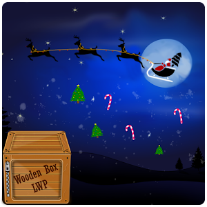 Download santa winter christmas eve lwp For PC Windows and Mac