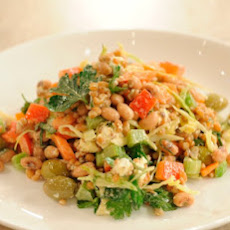 Grain and Legume Salad