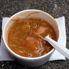 Shrimp and Vegetable Gumbo