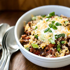 Chili {Like My Mom Used to Make}