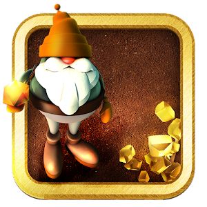 Gold Miner Fred - a must play addictive gold grabber game testing your speed & timing!