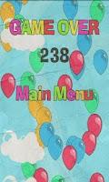 Screenshot of Popping Balloons