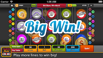 Screenshot of Lucky Vegas Party Slots