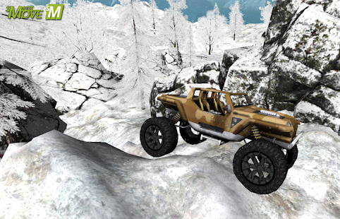 4X4 Offroad Winter Racing - screenshot