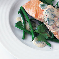 Thai-poached Salmon Recipe