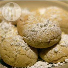 Lemon and Nutmeg Cookies