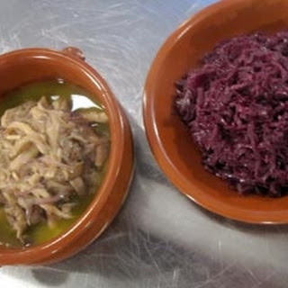 Red Cabbage And Mushrooms Recipes