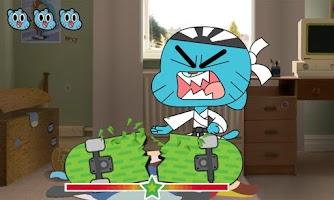 Screenshot of Gumball Minigames Lite