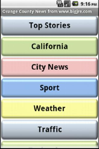 Orange County News