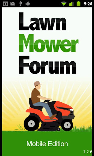 Lawn Mower Forum
