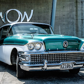 Buick by Vibeke Friis - Transportation Automobiles ( car, buick, classic,  )