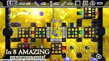 Screenshot of Luminattis Puzzle - Free