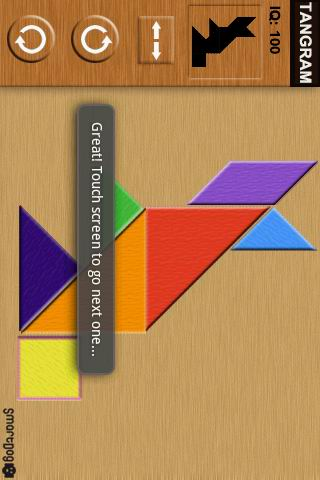 Tangram TPuzzle Master