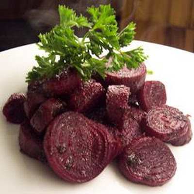 Roasted Pesto Beets