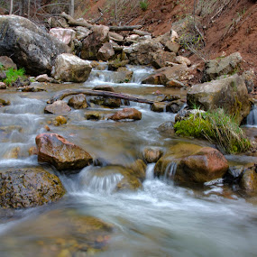 Bennie Creek by Cody Hoagland - Landscapes Waterscapes ( utah )