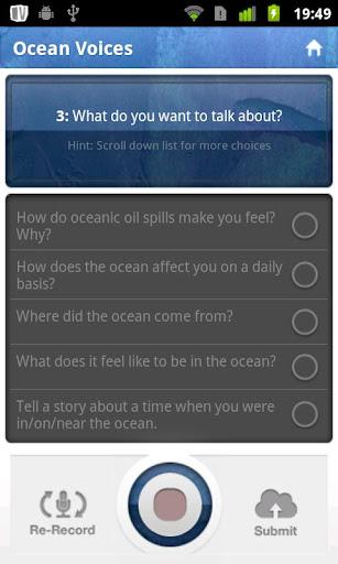 【免費音樂App】Ocean Voices-APP點子