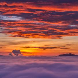 by Asher Jr Salvan - Landscapes Sunsets & Sunrises