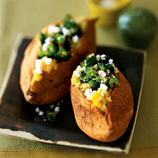 Sweet Potato Broccoli Recipes
