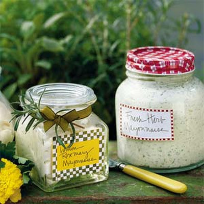 Lemon-Rosemary Mayonnaise