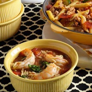 Shellfish Orzo Stew Recipes