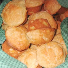 Pineapple Puffs