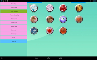 Screenshot of Love Compatibility Lite