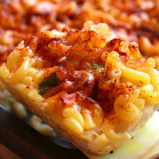 Smoky Bacon Mac and Cheese