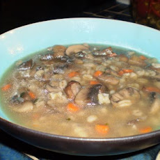 Mushroom Barley Soup - America Test Kitchen